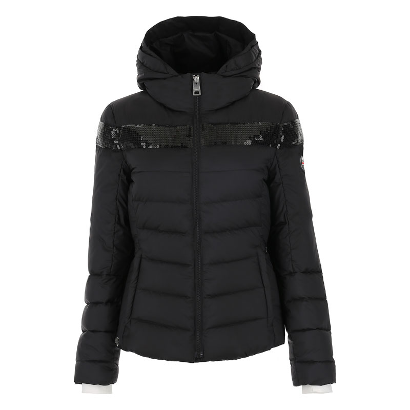 Vist Caterina Chic Down Jacket Black
