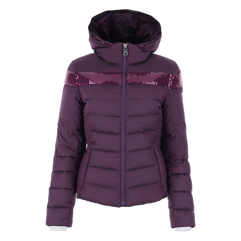 Vist Caterina Chic Down Jacket Lila