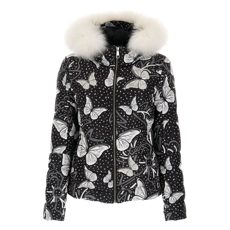 Vist Caterina Leo Butterfly Down Jacket