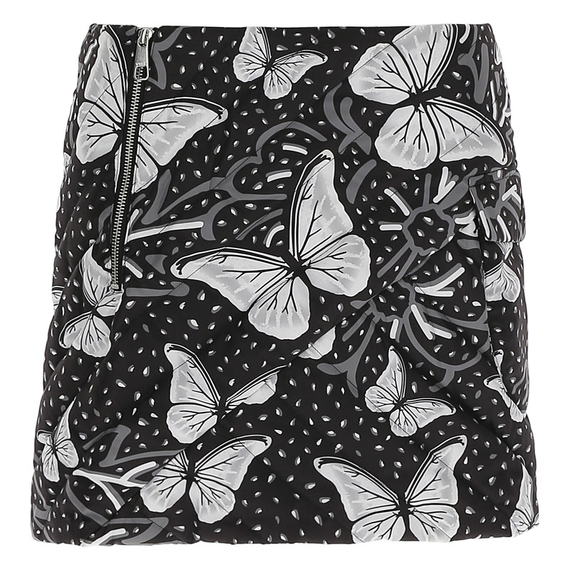 Vist Flora Leo Butterfly Down Skirt
