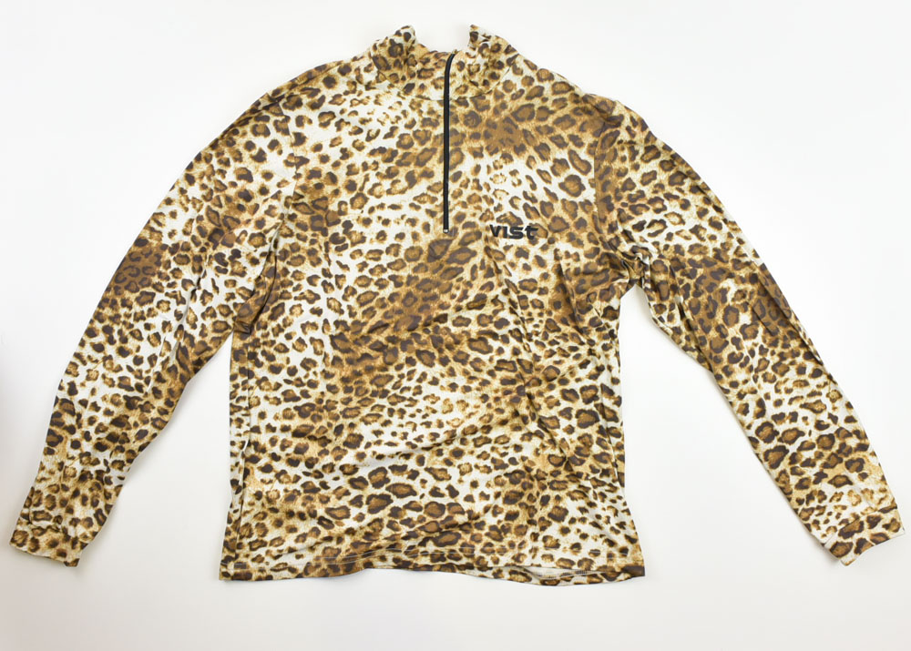 Vist Snow Leopard Base Rollneck