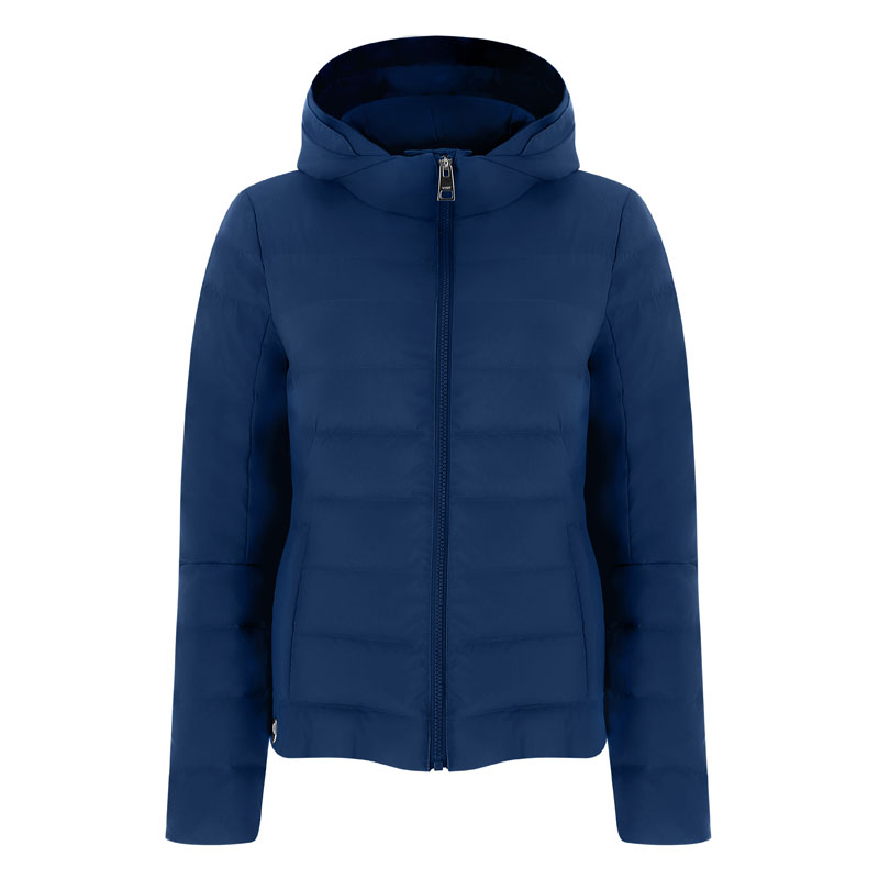 Vist Caterina Down Jacket Deep Ocean