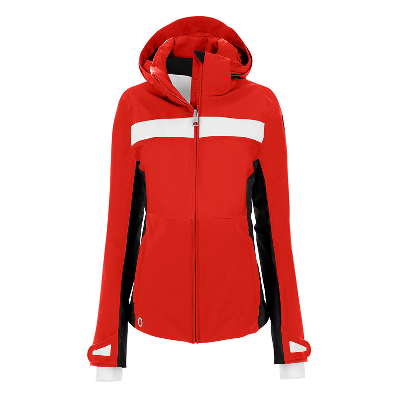 Vist Amelia Ski Jacket Red