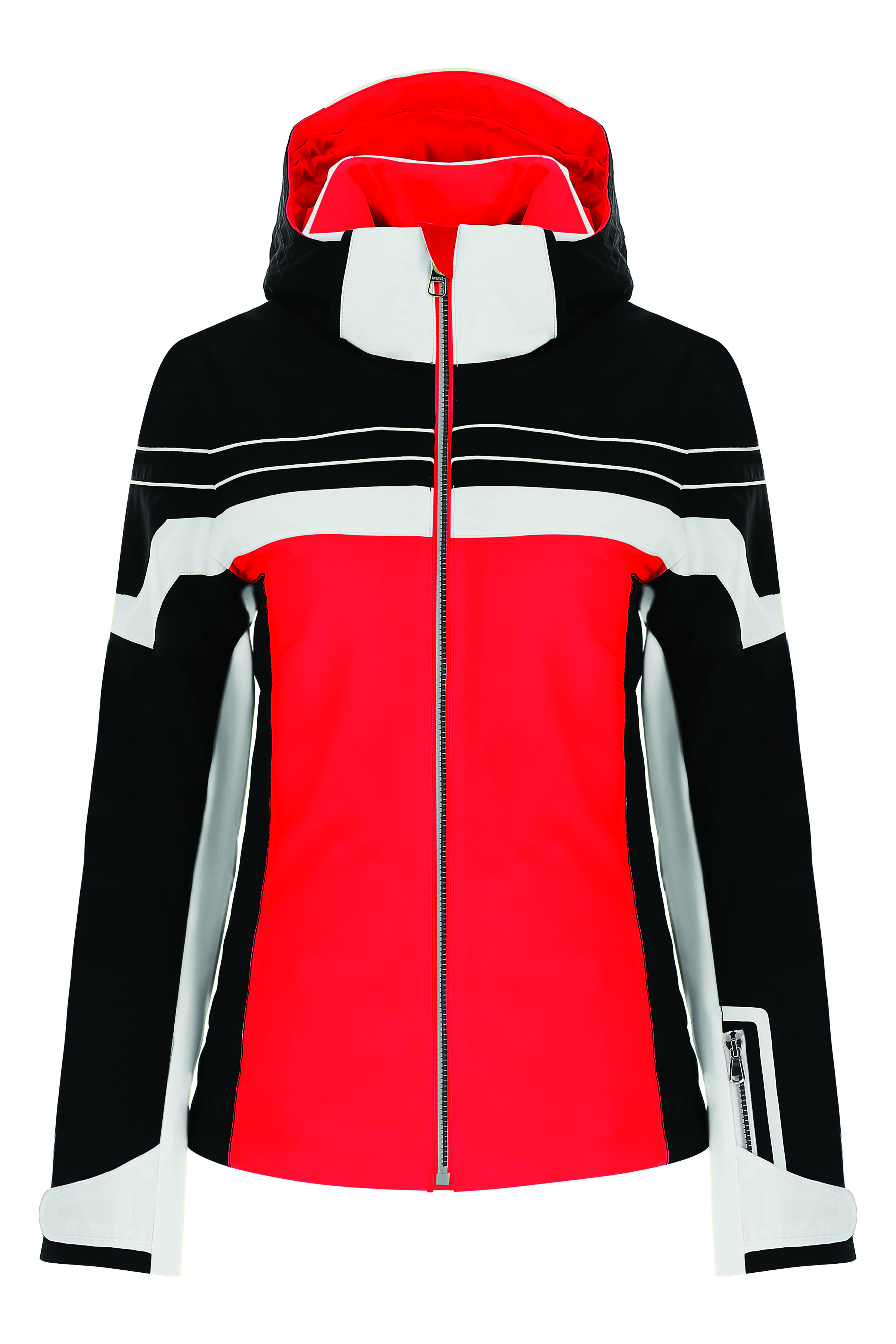 Vist Ambra  Ski Jacket Red